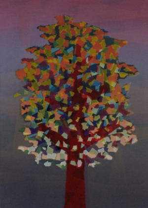 Frits Droog, Red Tree