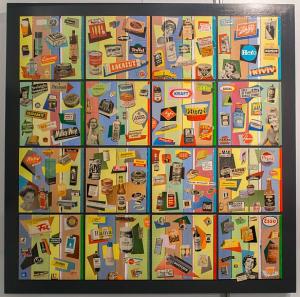 Frits Droog, ARTvertising I