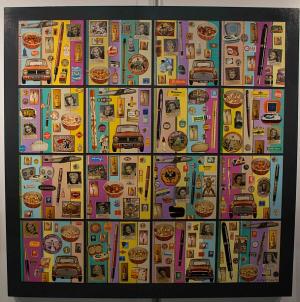 Frits Droog, ARTvertising III