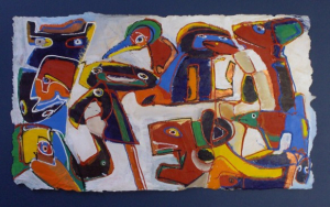 Frits Droog, Animals Acryl 02