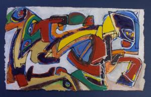 Frits Droog, Animals Acryl 04