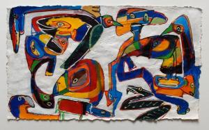 Frits Droog, Animals Acryl 2007