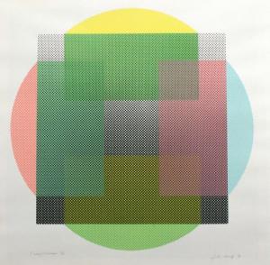 Frits Droog, Cirkel/vierkant